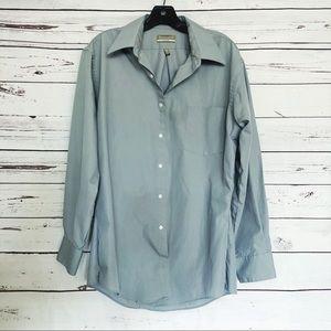 Men's Van Heusen Fitted Dress Shirt